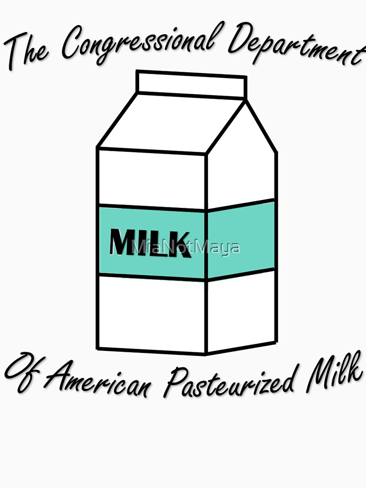 American Milk Department 2 by MiaNotMaya
