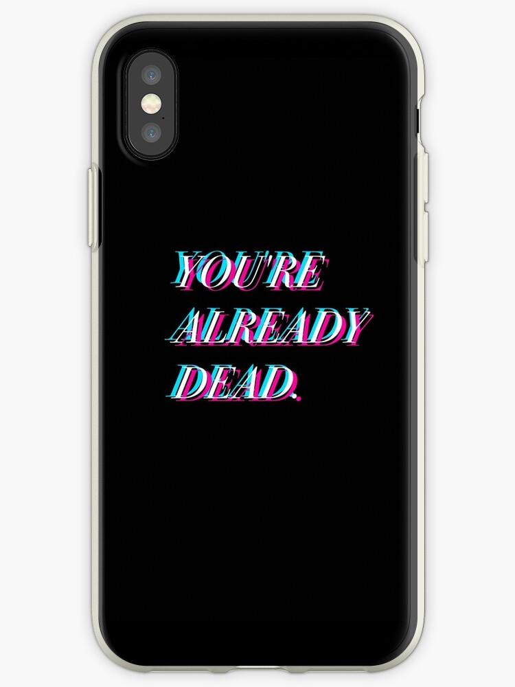 """You're Already Dead"" by Crazedkav"