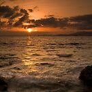 Mallorca: Last Rays Across the Bay by Kasia-D