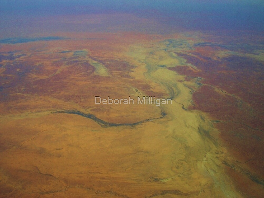 Desert Country 2 by Deborah Milligan