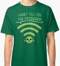 Password! Classic T-Shirt