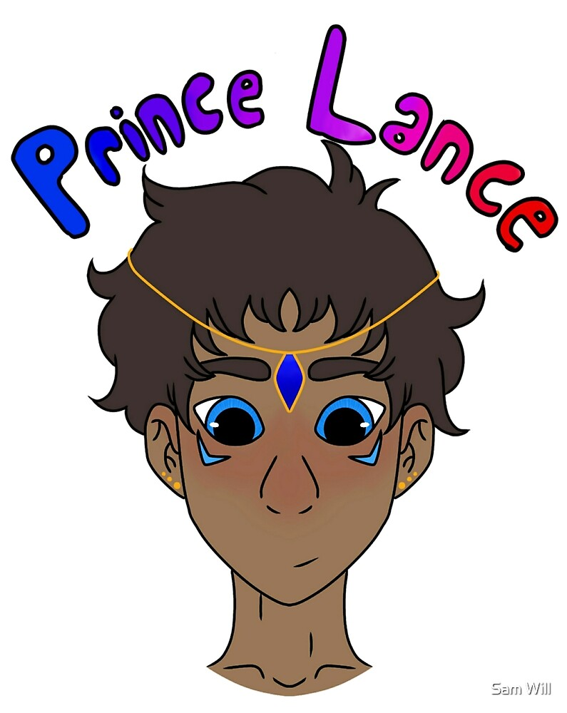 Altean Prince Lance by Sam Will
