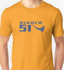 Dinoco Cruz - Cars 3 T-Shirt