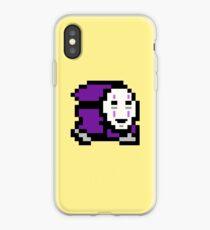 No Face Guy iPhone Case