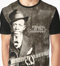 standing at the crossroads Graphic T-Shirt