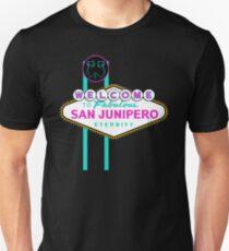 Fabulous San Junipero Unisex T-Shirt