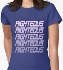 Righteous Womens Fitted T-Shirt