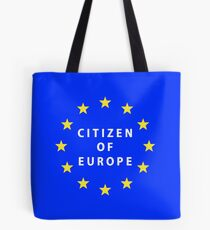 Citizen of Europe Tote Bag