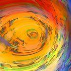 Luminous vortex by Silvia Ganora