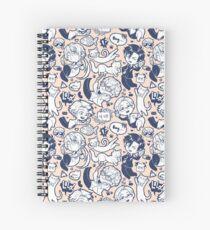 Cuaderno de espiral Mystic Messenger