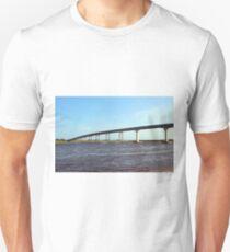 Bridge To Sunset Beach Unisex T-Shirt