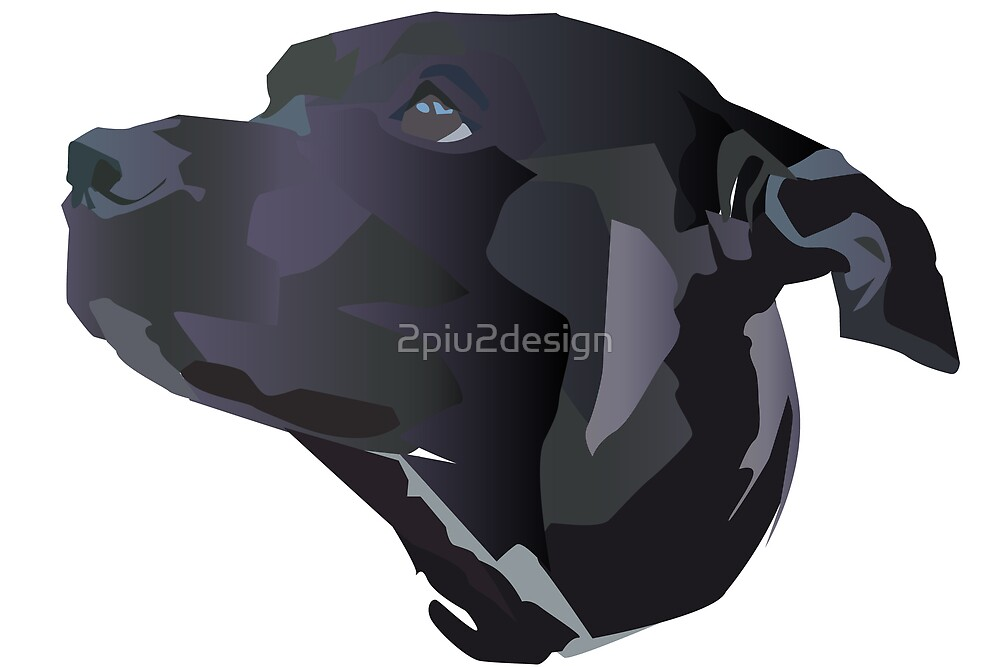 Pitt bull by 2piu2design