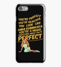 Valentina, you're perfect, you're beautiful... iPhone Case/Skin