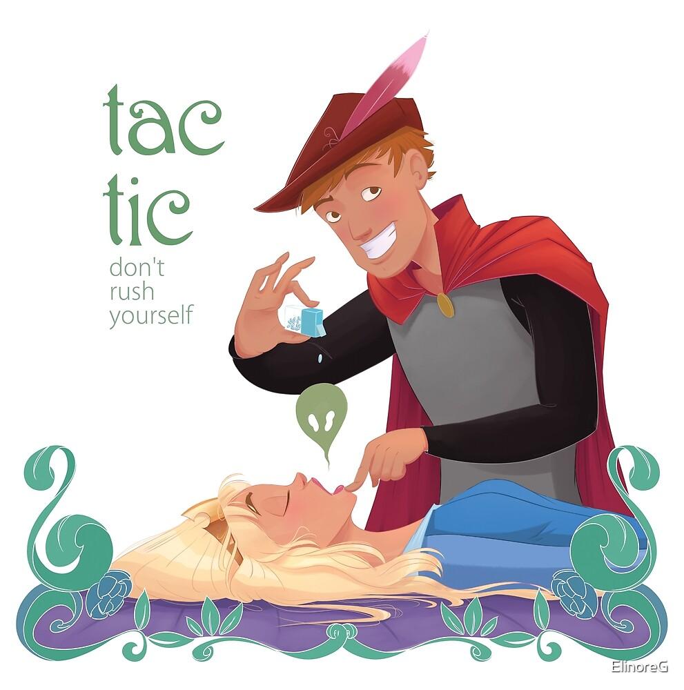 Tac-Tic by ElinoreG