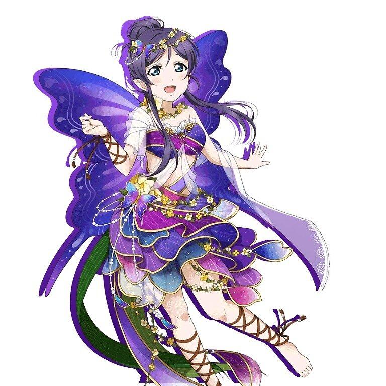 Love Live - Fairy Nozomi by Erzafairyqueen