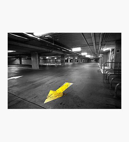 Yellow Photographic Print