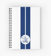 Legends of American Motor Racing Spiral Notebook