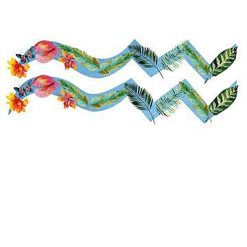 Aquarius  by EmmyAnastasia