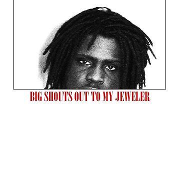 Chief Keef by jwatsonm