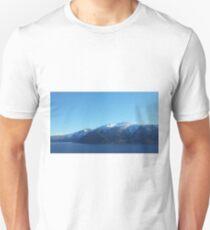 View towards Sognefjord, Sogn og Fjordane, Norway T-Shirt