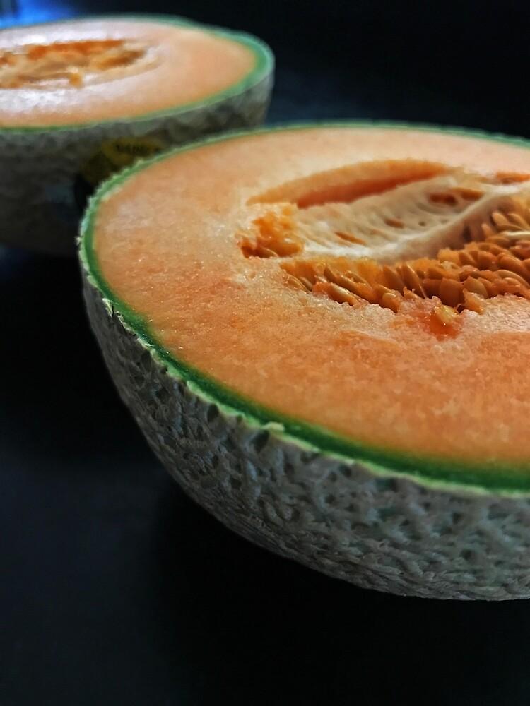 Cantaloupe by createdbycaro