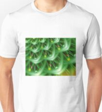 Abstract Christmas Tree Unisex T-Shirt