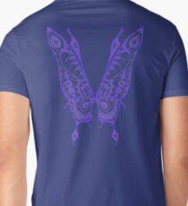 Fairy Wings (Indigo Linework) T-Shirt