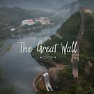 A different view of The Great Wall of China by Gabriel Quintana  || Worldplaces ||