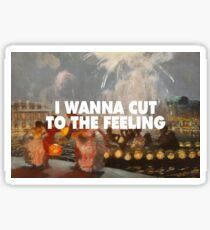 The Joyous Feeling Sticker