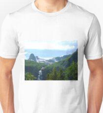 Norwegian nature in Sogn og Fjordane T-Shirt