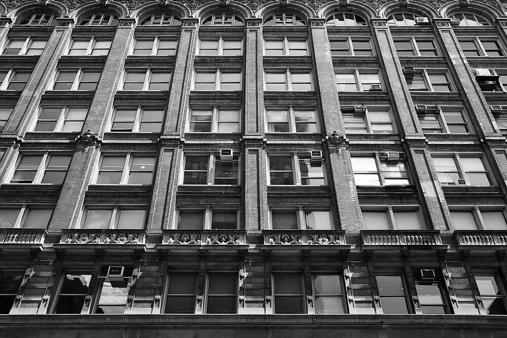Modern New York  by Yurikllozano