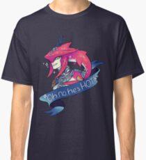 Oh nein, er ist HEISS! Classic T-Shirt