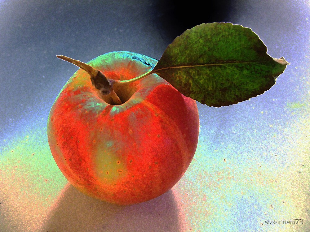 Mountain Apple by suzannem73