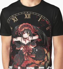 Kurumi - Date a live Graphic T-Shirt