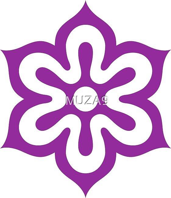 Kyoto Prefecture Seal by MUZA9