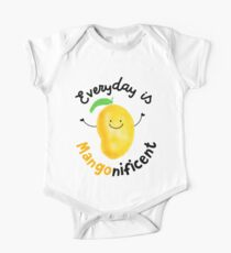 Everyday is Mangonificent - Punny Garden One Piece - Short Sleeve