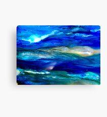 Jays Inlet Canvas Print