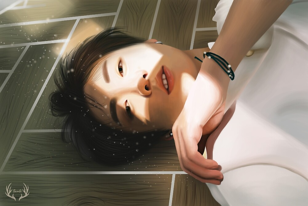 Jungkook by Yunhosbambi