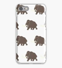 Mr Wooly iPhone Case/Skin