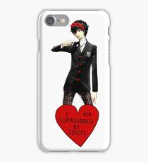 Protagonist // Persona 5 iPhone Case/Skin