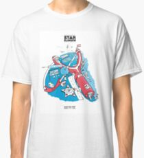 Star Slinger Illustration Poster - Mad Cool Festival Madrid Spain Classic T-Shirt