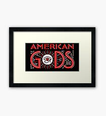 gods Framed Print