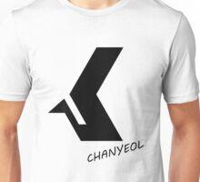 Exo CHANYEOL New Power Logo Unisex T-Shirt