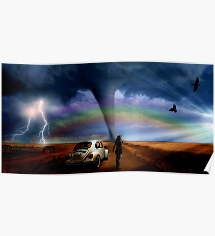 Somewhere Over The Rainbow... Poster