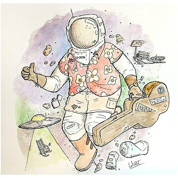 Al's Astro Tour by WurtIllustrates