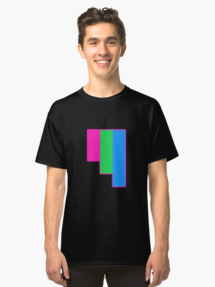 Polysexual Classic T-Shirt Front