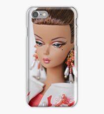 Palm Beach Barbie-Beauty Shot iPhone Case/Skin