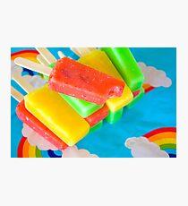 Ice Cream Dessert Photographic Print