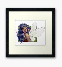 Woodland Fairy  Framed Print