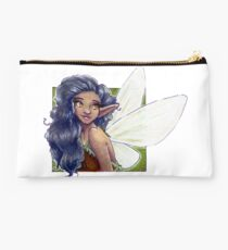 Woodland Fairy  Studio Pouch